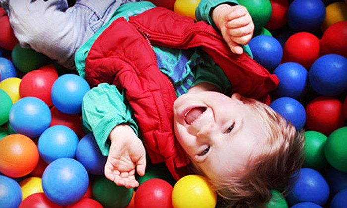 Twisters Gymnastics - Leisure Village West Condominiums: 10 or 20 Open-Play Visits at Twisters Gymnastics in Lakewood (Up to 58% Off)