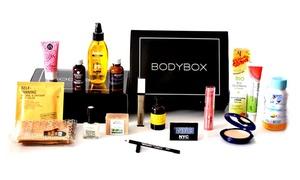 BODYBOX: Bodybox: pack de productos de belleza a domicilio desde 9,95 €