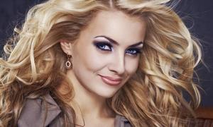 5 Saloni: Pacchetto bellezza e benessere viso e capelli con ossigenoterapia valido in 5 sedi