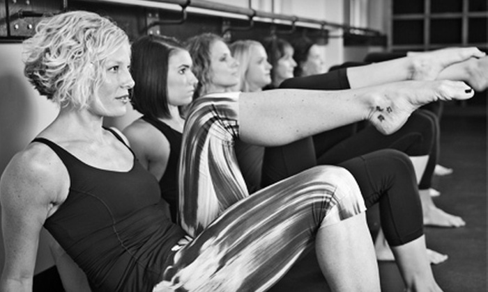 Releve' One Fitness Studios Featuring BarreAmped - Franklin: $25 for Five BarreAmped Classes at Releve' One Fitness Studios Featuring BarreAmped ($92.50 Value)