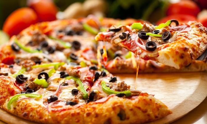 Pizza Man-Van Nuys - Van Nuys: One Pizza  with Purchase of One Pizza at Pizza Man-Van Nuys