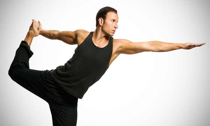 YoGuy Men's Yoga - Multiple Locations: $40 for Three Months of Unlimited Men's Yoga Classes from YoGuy Men's Yoga ($360 Value)
