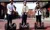 Segway of Ontario - Distillery District: C$59 for One 30-Minute Segway Tour for Two from Segway of Ontario (C$88.14 Value)