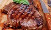 Square Time Café - Square Time Café: 350g Mature Rump or Chicken Schnitzel From R121.80 at Square Time Café (Up To 55% Off)