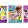 Disney Princess and Character 25-Piece Wooden Doll Sets