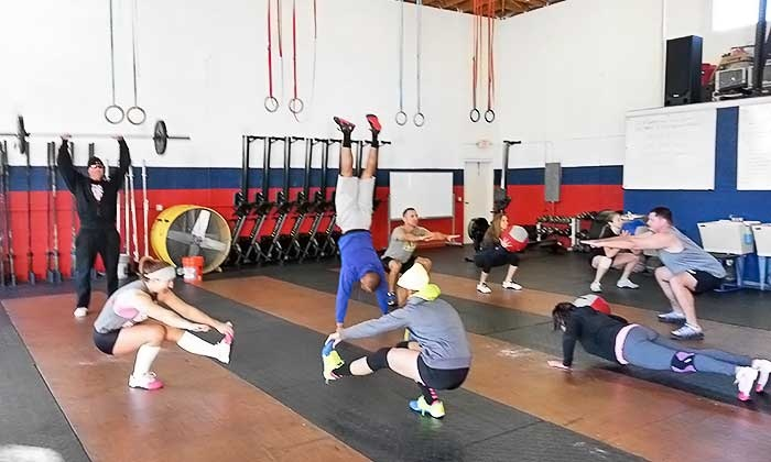 CrossFit Triple D - Port St. Lucie: One or Three Months of Unlimited CrossFit or Bootcamp Classes at CrossFit Triple D (75% Off)