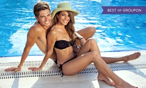 Laser Hair USA - St. Louis: Laser Hair Removal on Extra-Small, Small, Medium, Large, or Extra-Large Area at Laser Hair USA (Up to 92% Off)