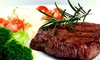 Falling Water Grille @ Capitol Plaza Hotel - Chesney Park: Three-Course Meal for Two, or $20 for $40 Worth of New American Cuisine for Two or More at Falling Water Grille