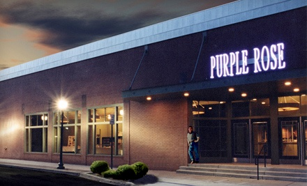 Any Wed. or Thu. Regular or Preview Performance: General Admission - The Purple Rose Theatre Company in Chelsea