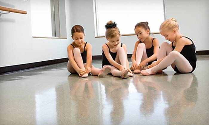 Ballet North West Academy - Autzen: $25 for One Month of Children's Ballet Classes at Ballet North West Academy ($50 Value)