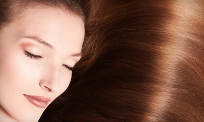 NY Splash Beauty Salon - Long Island: $89 for a Keratin Smoothing Treatment for Medium-Length Hair at NY Splash Beauty Salon in East Norwich ($350 Value)