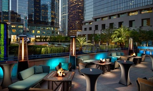 Dinner for Two at Noé Restaurant and Bar at Omni Los Angeles  at Noé Restaurant and Bar at Omni Los Angeles, plus 6.0% Cash Back from Ebates.