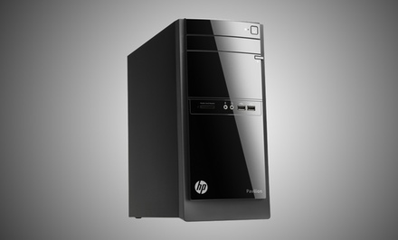 HP 110-194 Windows 8 Desktop PC with 8GB RAM (H6U03AA) (Manufacturer Refurbished). Free Returns.