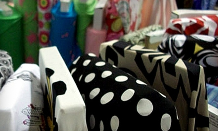 Banasch's Fabrics - Fairfax: $20 for $40 Worth of Fabric and Trim at Banasch's Fabrics
