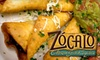 Zócalo Mexican Grill & Tequileria - Downtown: $15 for $30 Worth of Mexican Fare at Zócalo Mexican Grill & Tequileria