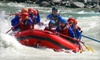Canadian Rockies Rafting and Adventure Centre - Canmore: $55 for Kananaskis River Rafting Adventure from Canadian Rockies Rafting and Adventure Centre in Canmore (Up to $110 Value)