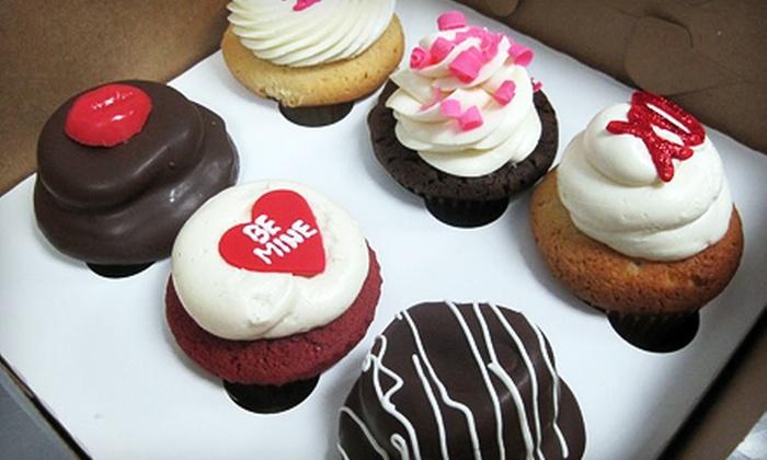 Cupcakes Actually - Fair Oaks: $20 for One Dozen Cupcakes at Cupcakes Actually in Fairfax (Up to $51 Value)