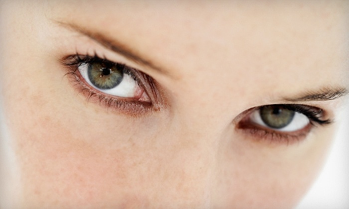 Ivory Salon & Spa - Yorkville: Two Eyebrow-Threading Sessions or Two Brazilian Waxes from Salisa at Ivory Salon & Spa (Up to 70% Off)