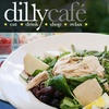 Half Off American Fare at Dilly Café