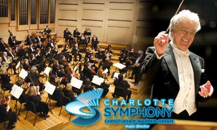 "Charlotte Symphony Orchestra - Multiple Locations: One Ticket to Charlotte Symphony Orchestra's ""Magic of Christmas"" or ""Messiah."" Four Dates Available."