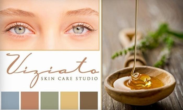 Viziato Skin Care Studio - Omaha: $25 for a Lip, Eyebrow, and Bikini Wax at Viziato Skin Care Studio ($62 Value)