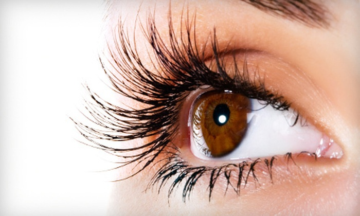 Enchanté Day Spa & Salon - Houston: Eyelash Extensions or $100 for $250 Worth of Services at Enchanté Day Spa & Salon. Three Options Available.