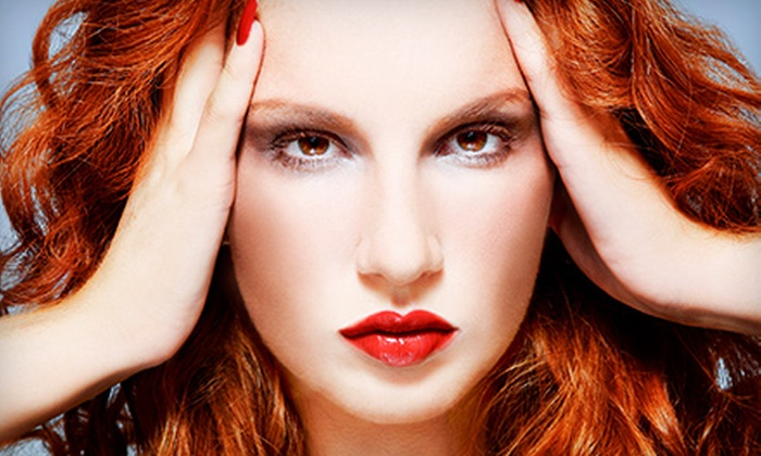Styles By Ruby - North Dallas: $128 for $285 Worth of Coloring / Highlights at Styles By Ruby