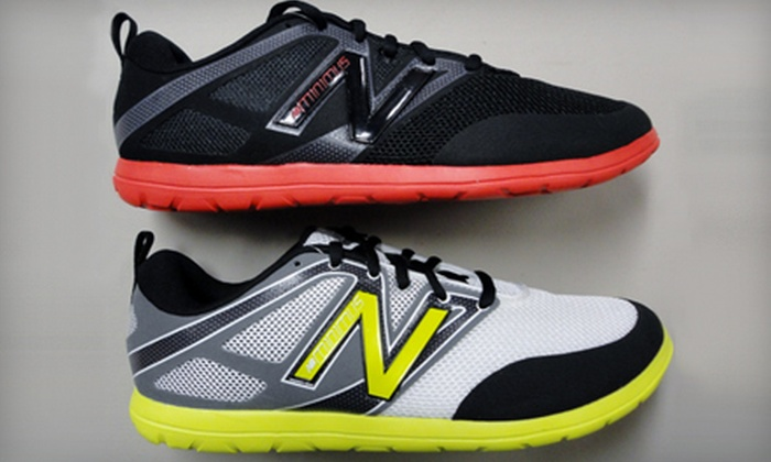 New Balance New Canaan - New Canaan: $20 for $40 Worth of Running Gear at New Balance New Canaan
