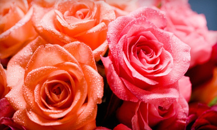 Audubon Flowers - West Riverside: $25 for $50 Worth of Flowers, Houseplants, and Gift Baskets at Audubon Flowers