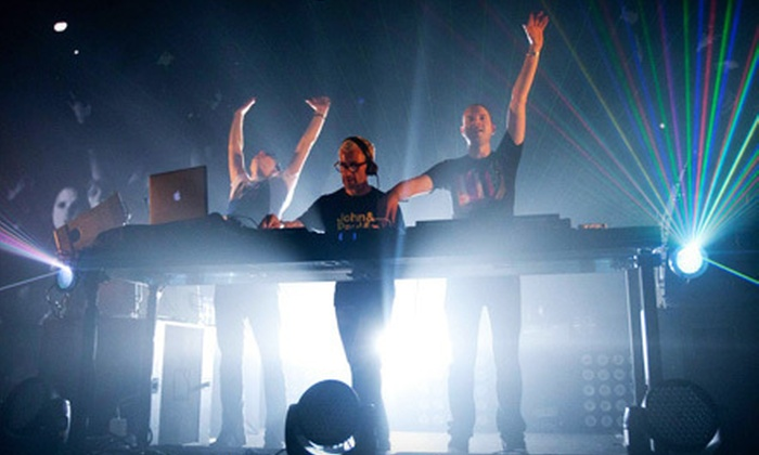 Above & Beyond - Logan Square: $20 for Above & Beyond Concert at Congress Theater on May 12 at 8 p.m. (Up to $36.99 Value)