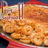 $10 for Fare at Pier 41 Seafood in Lumberton