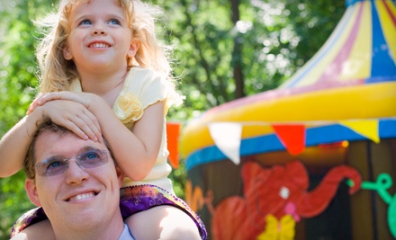 Storyland: Two Passes for Children or Adults - Storyland in Renfrew