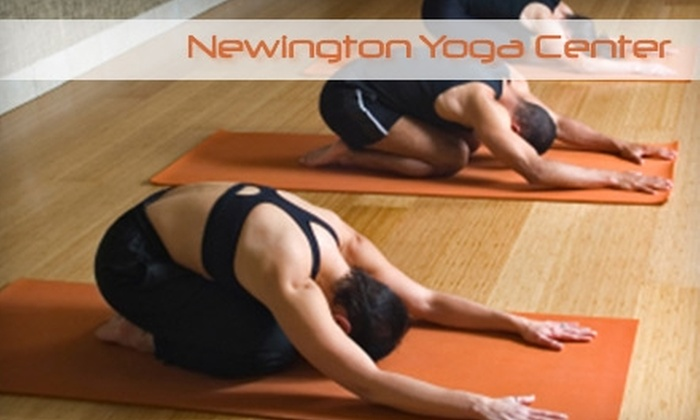 Newington Yoga Center - Newington: $20 for Three 75-Minute Yoga Classes at Newington Yoga Center