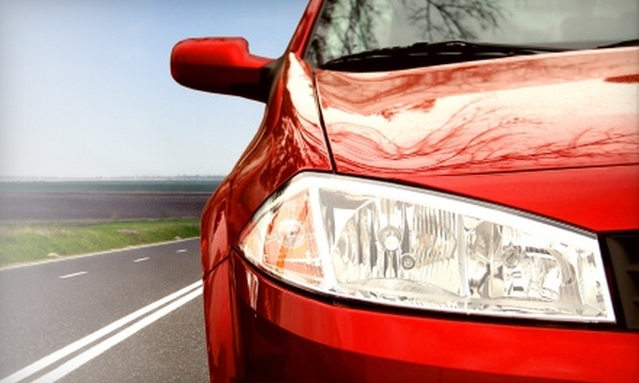 AutoButlers - Downtown Medical Center: $39 for Mini Detailing Package from AutoButlers ($85 Value)