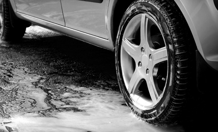 Full-Service Car Wash & Interior Vacuum (a $12.99 value) - Soapy Suds Car Wash in Valencia
