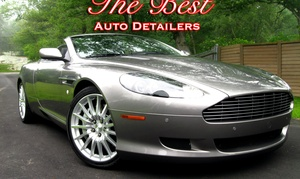 The Best Auto Detailers: Up to 74% Off On Site- Auto Detailing at The Best Auto Detailers
