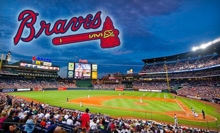 The Atlanta Braves - The Atlanta Braves in Atlanta