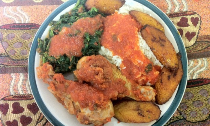 Wasota African Cuisine - Bouldin: African Cuisine for Two or Four at Wasota African Cuisine (Half Off)