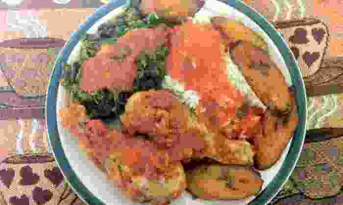 Wasota African Cuisine - Bouldin: African Cuisine for Two or Fourat Wasota African Cuisine (Half Off)
