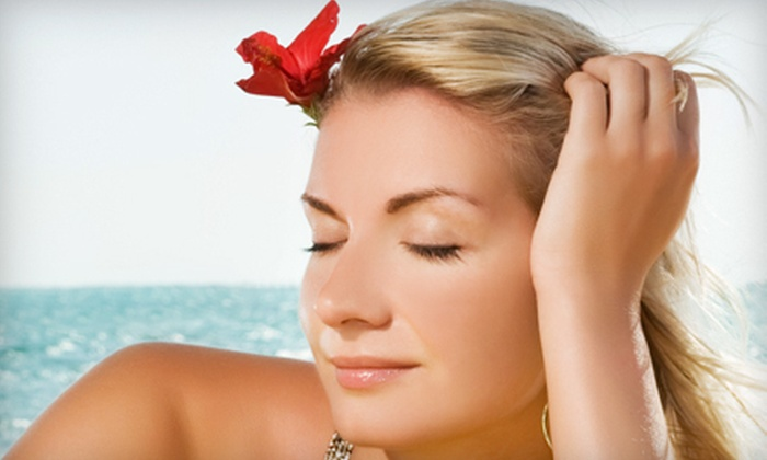 Planet Beach Contempo Spa  - Uptown Dallas: $35 for Three Massages, Luminous Facials, and Hydro-Derma Fusion Treatments at Planet Beach Contempo Spa ($351 Value)