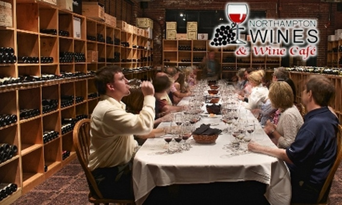 Northampton Wines - McBee Avenue Area: $15 for a Wine Tasting at Northampton Wines ($30 Value). Choose from Four Dates.