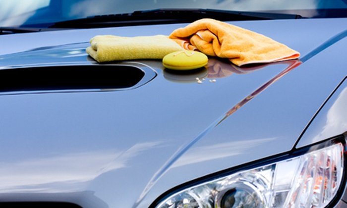 Northeast Auto Salon - River Corridor: Winter Car-Care Package for a Car, Wagon, or Truck or SUV at Northeast Auto Salon in Bedford (Up to 54% Off)