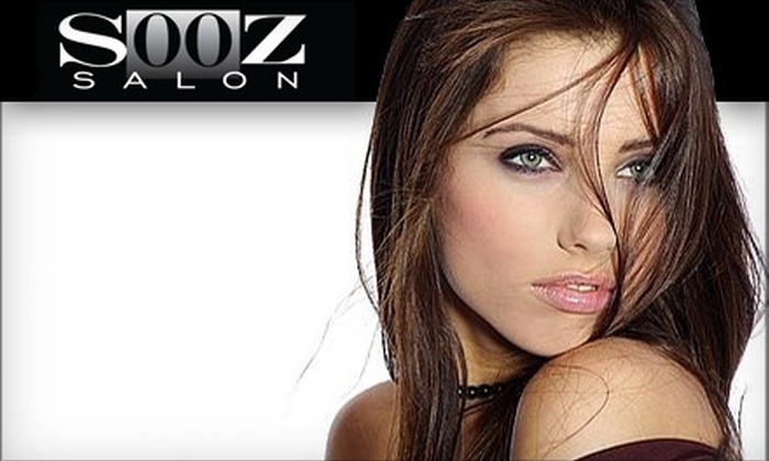 Sooz Salon - Brighton: $45 for a Mini-Keratin Treatment at Sooz Salon ($95 Value)