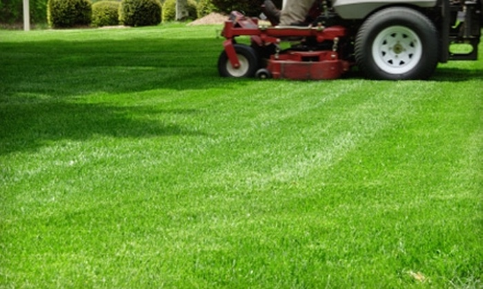 Lawn Sculptors - Des Moines: $15 for a One-Time Lawn-Mowing Service from Lawn Sculptors (Up to $40 Value)