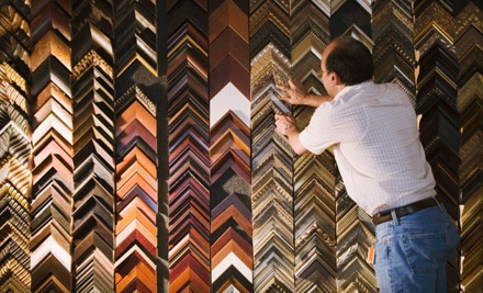 /Frames Galore thanks you for your loyalty - Frames Galore in Sherman Oaks