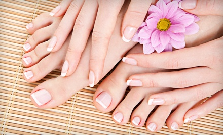 20-Minute Gel Manicure (a $30 value)  - Nikki's Nails & Spa in El Paso