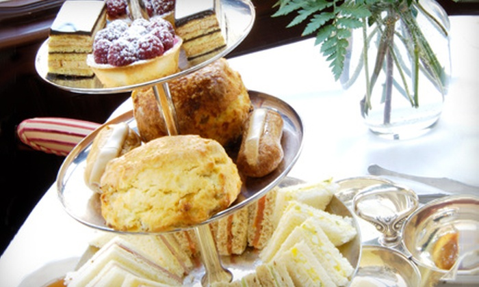 Dickens Coffee and Tea Room - Orlando: Full Afternoon Tea Service for One at Dickens Coffee and Tea Room in Lake Mary. Two Options Available.