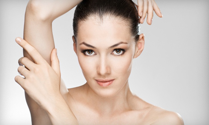 Dare to be Bare - Eastchester: Six Laser Hair-Removal Treatments on a Small or Medium Area at Dare to be Bare in Eastchester