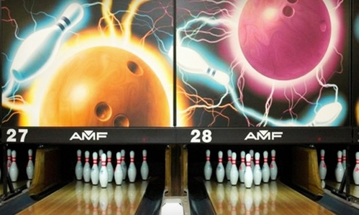 Sun Valley Lanes - Lincoln: Bowling and More at Sun Valley Lanes. Two Options Available.
