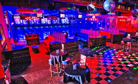Bowling-and-Arcade Outing for One (a $29.50 total value) - Jillian's in Universal City